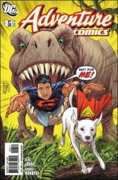 Adventure Comics (2009) -6509- Superboy the boy of steel part 5
