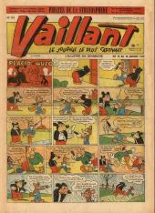 Vaillant (le journal le plus captivant) -191- Vaillant