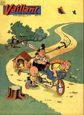 Vaillant (le journal le plus captivant) -624- Vaillant