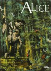 Couverture de Alice (Cellier) - Alice