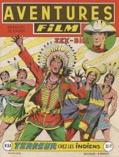 Aventures Film (1re série - Artima) -55- Terreur chez les indiens