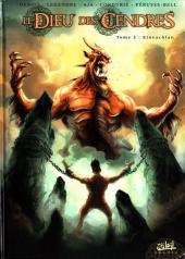 Le dieu des Cendres -2- Eineachlan
