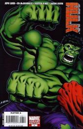 Hulk (2008) -6- Blood red