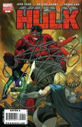 Hulk (2008) -7- (frank cho variant)