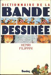 (DOC) Encyclopédies diverses -41989- Dictionnaire de la bande dessinée