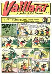 Vaillant (le journal le plus captivant) -85- Vaillant