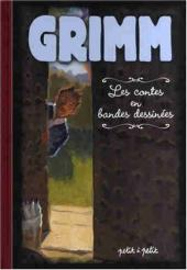 Les contes en bandes dessinées - Grimm