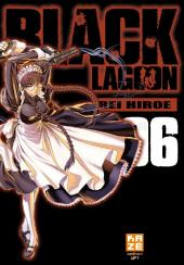 Black Lagoon -6- Volume 6