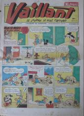 Vaillant (le journal le plus captivant) -282- Vaillant
