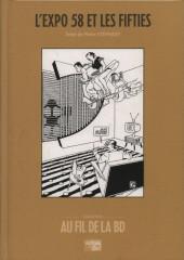 (DOC) Études et essais divers -6- L'Expo 58 et les Fifties au fil de la BD