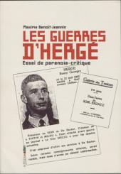 (AUT) Hergé -176- Les guerres d'Hergé