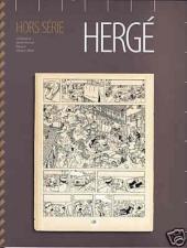 (AUT) Hergé -122- Hors série - Hergé