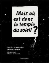 (AUT) Hergé -84- Mais où est donc le temple du soleil ?