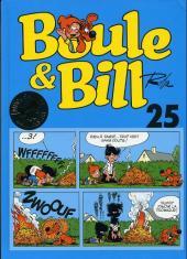 Boule et Bill -02- (Édition actuelle) -25- Boule & Bill 25