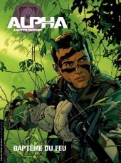 Alpha Premières Armes -1- Baptême du feu