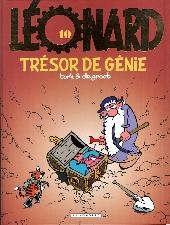 Léonard -40- Trésor de Génie