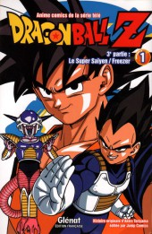 Dragon Ball Z -12- 3e partie : Le Super Saïyen / Freezer 1