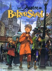 Les quatre de Baker Street -2- Le dossier Raboukine