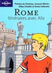 Alix -HS11- Rome - Itinéraires avec Alix