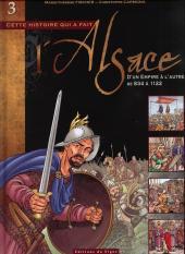 L'alsace -3- D'un empire à l'autre de 834 à 1122