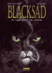 Blacksad (en espagnol) -1- Un lugar entre las sombras
