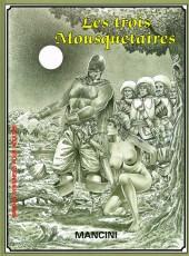 Les trois Mousquetaires (Mancini) -1- Tome 1