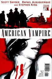 American Vampire (2010) -1- Big Break/Bad Blood