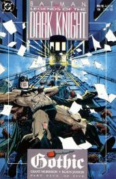 Batman: Legends of the Dark Knight (1989) -10- Gothic - part five of five