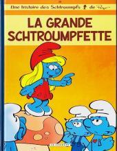 Les schtroumpfs -28- La Grande Schtroumpfette