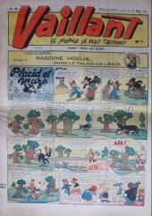 Vaillant (le journal le plus captivant) -96- Vaillant