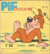 Pif Poche -10- Pif poche n°10