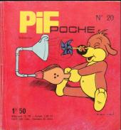 Pif Poche -20- Pif poche n°20