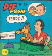 Pif Poche -25- Pif Poche n°25