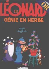 Léonard -13or- Génie en herbe