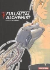 FullMetal Alchemist -HS- Recueil d'illustrations