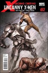Uncanny X-Men (The) (1963) -523- Second coming part 2