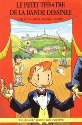 (DOC) Biographies, entretiens, études... - Le petit théâtre de la bande dessinée
