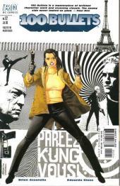 100 Bullets (1999) -12- Parlez kung vous (1)