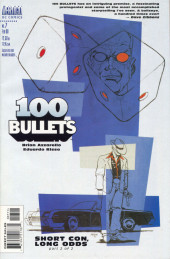 100 Bullets (1999) -7- Short con, long odds (2)