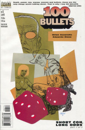 100 Bullets (1999) -6- Short con, long odds (1)