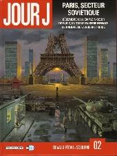 Jour J -2- Paris, secteur soviétique