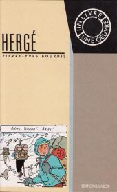 (AUT) Hergé -65- Hergé- un livre-une œuvre
