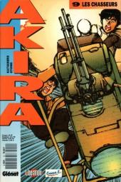 Akira (Glénat brochés en couleur) -9- Les chasseurs