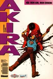 Akira (Glénat brochés en couleur) -6- Mon ami, mon ennemi