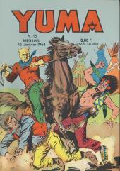 Yuma (1re série) -15- Le cavalier noir