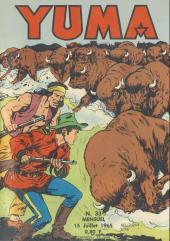 Yuma (1re série) -33- La charge des bisons