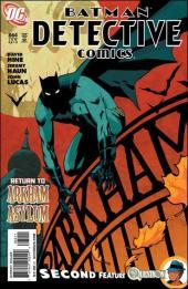 Detective Comics (1937) -864- Beneath the mask