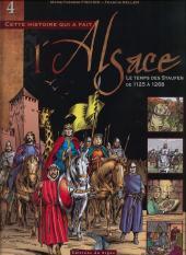 L'alsace -4- Le temps des Staufen de 1125 à 1268