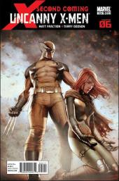 Uncanny X-Men (The) (1963) -524- Second coming part 6