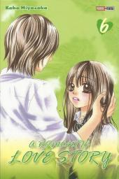 A romantic love story -6- Tome 6